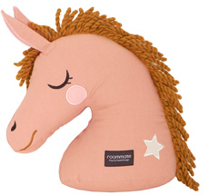 Roommate Kissen Horse Bio-Baumwolle