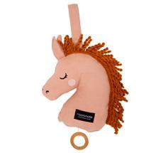 Roommate Spieluhr Horse Bio-Baumwolle