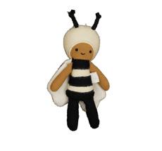 Fabelab Püppchen Pocket Friend Bee Bio-Baumwolle