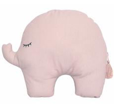 JaBaDaBaDo Kissen Elefant Pink