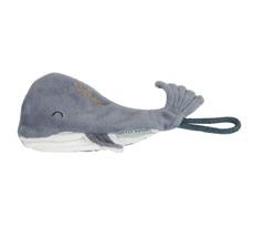Little Dutch Schnullerkette Wal Ocean Blue