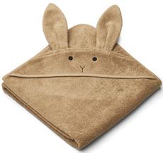 LIEWOOD Kapuzenhandtuch Augusta Rabbit Oat