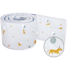 Roommate Kinderbettpolster Magic Dogs Bio-Baumwolle