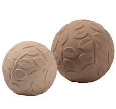 Natruba Sensorischer Ball Leaf Earth 2er-Set