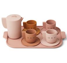 LIEWOOD Spielzeug Tee-Set Ophelia Rose Multi Mix