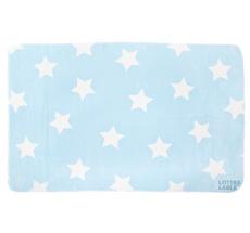 Lottas Lable Spielteppich Softie Sterne Hellblau