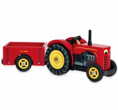 Le Toy Van Bertie's Traktor