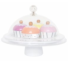 JaBaDaBaDo Kuchenplatte mit Cupcakes