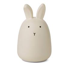 LIEWOOD Nachtlicht Winston Rabbit Creme de la Creme