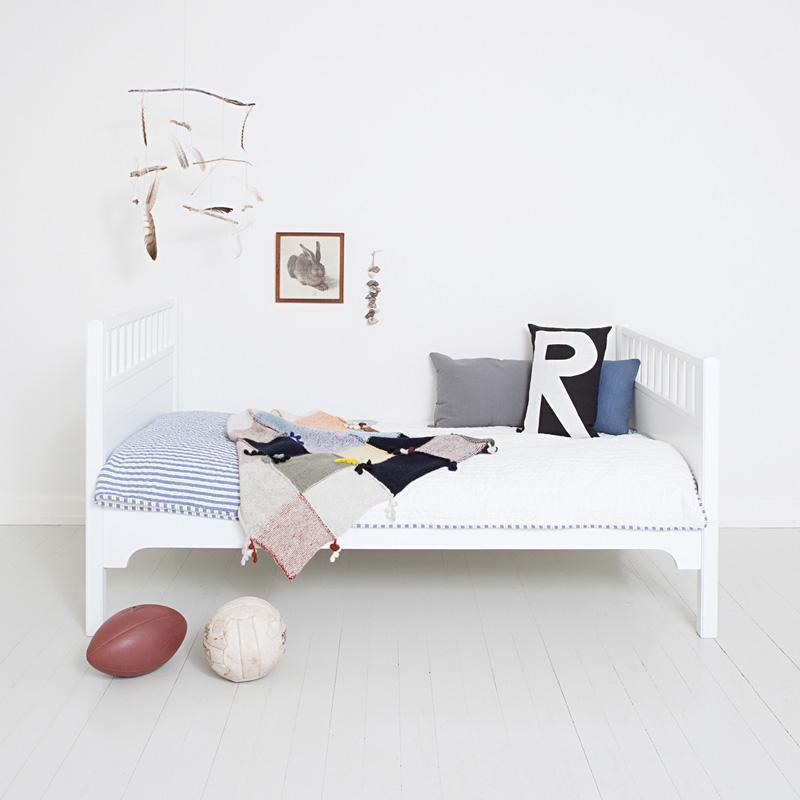 Kinderbett weiß  Oliver Furniture Junior- und Kinderbett Weiß online kaufen | Emil ...