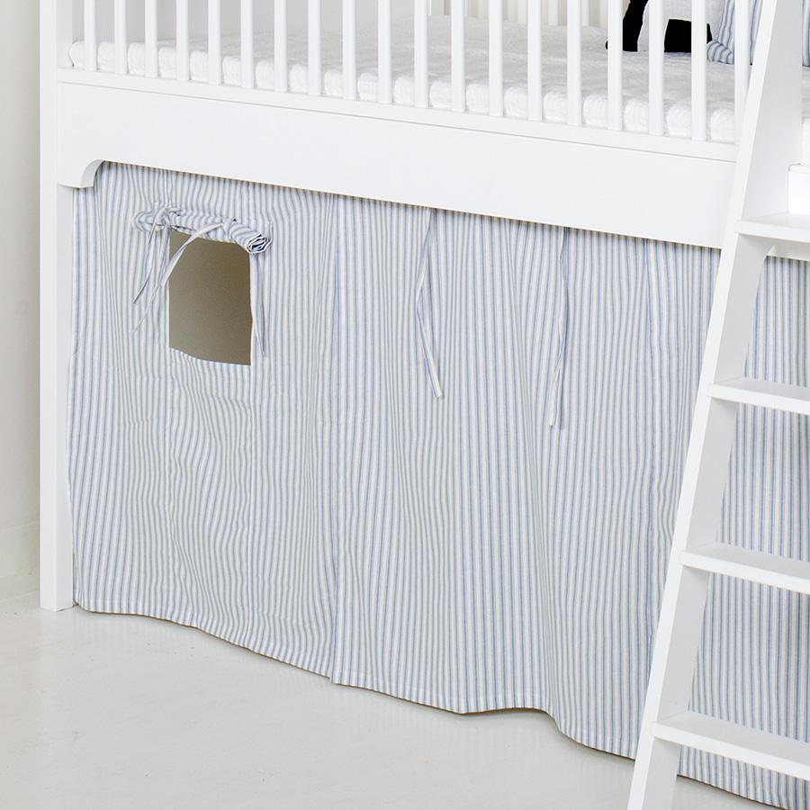 Oliver Furniture Vorhang Blaue Streifen Für Seaside
