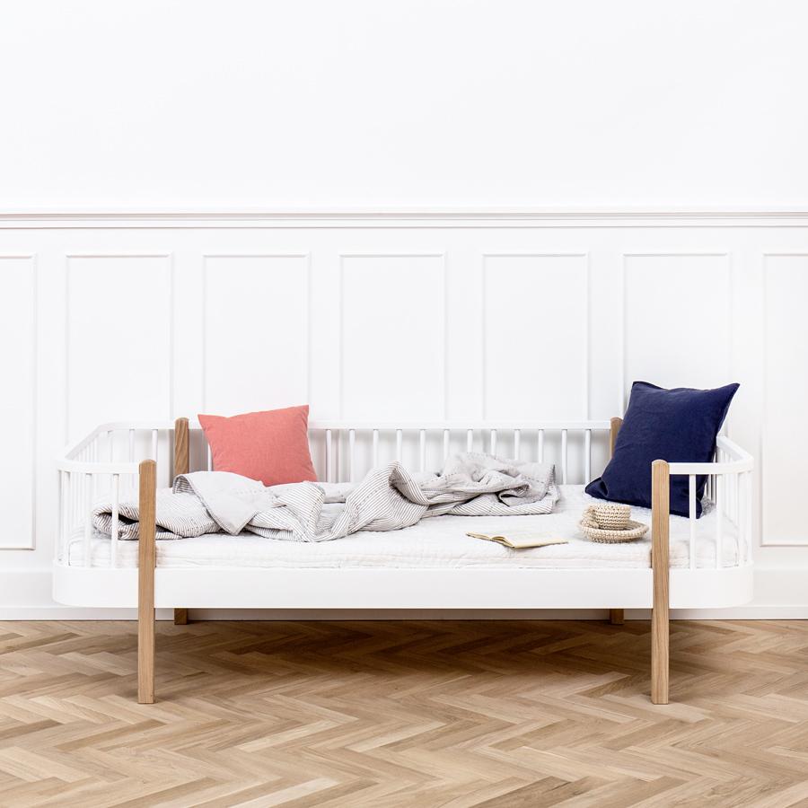 Oliver Furniture Bettsofa Wood Eiche Online Kaufen Emil Paula Kids