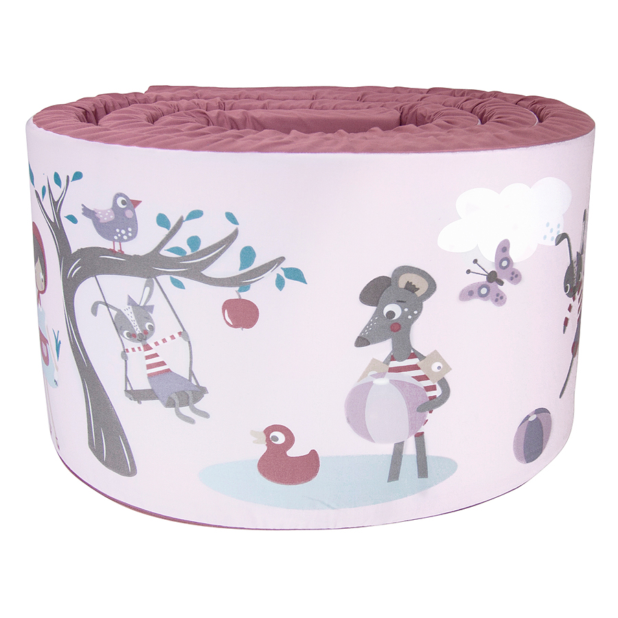 sebra baby nestchen farm girl online kaufen emil paula kids. Black Bedroom Furniture Sets. Home Design Ideas