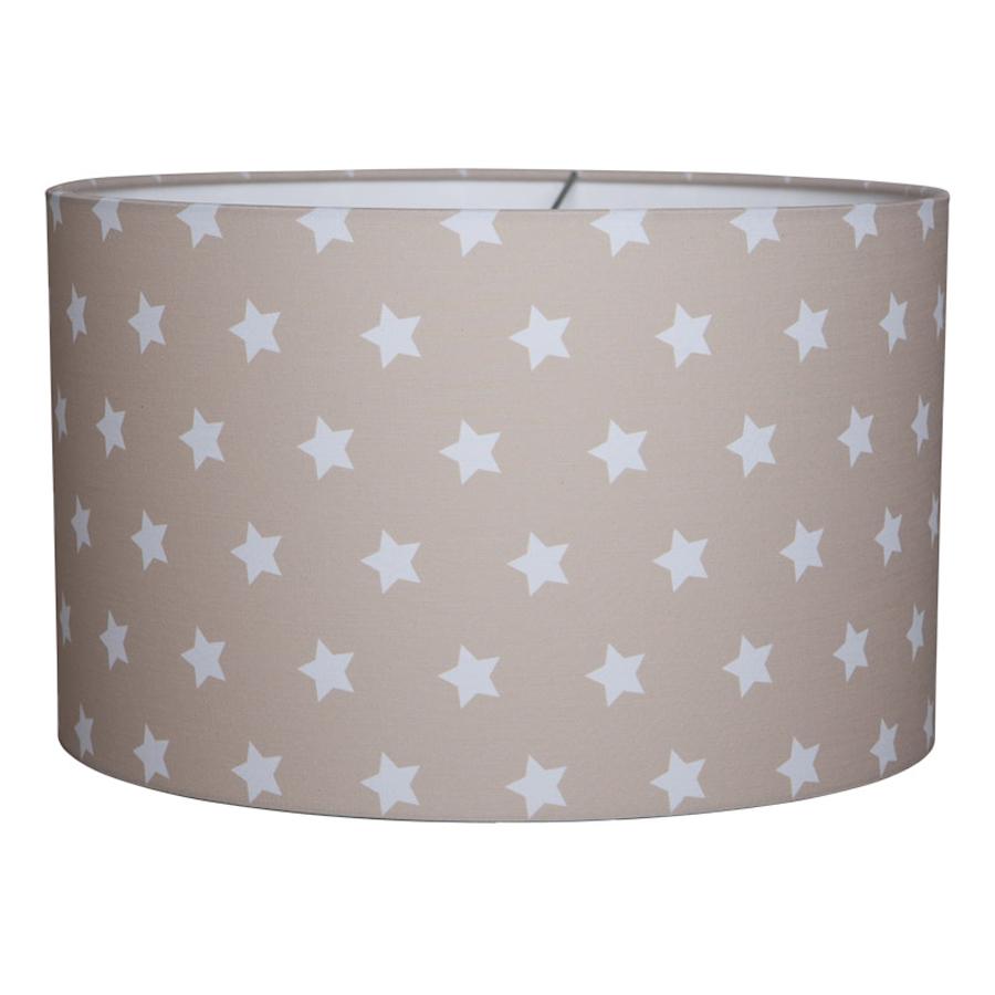 little dutch deckenlampe rund sterne beige online kaufen emil paula kids. Black Bedroom Furniture Sets. Home Design Ideas
