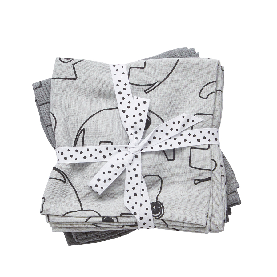 done by deer tuch swaddle contour grey 2er set online kaufen emil paula kids. Black Bedroom Furniture Sets. Home Design Ideas