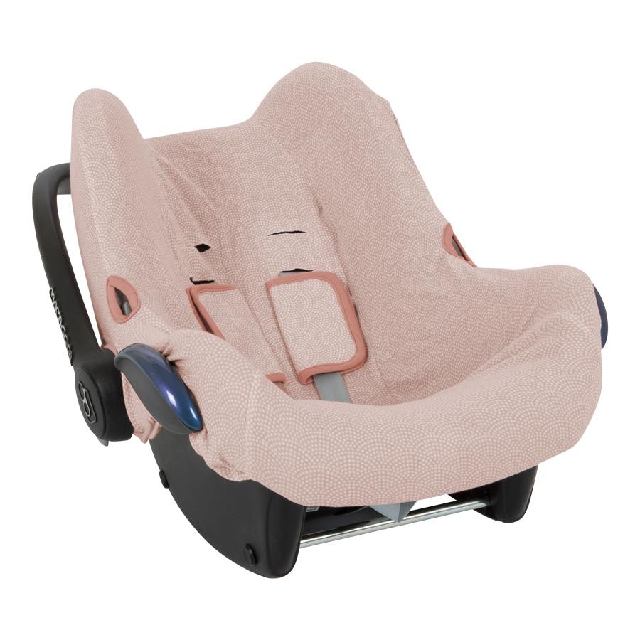 78ce9f918cb8b1 Little Dutch Babyschalen-Bezug Pink Waves online kaufen   Emil ...