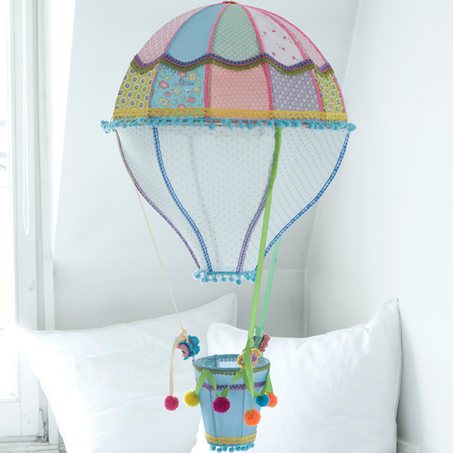 taj wood scherer lampenschirm ahoy hei luftballon online kaufen emil paula kids. Black Bedroom Furniture Sets. Home Design Ideas
