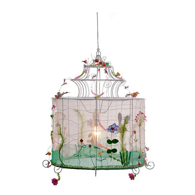 taj wood scherer lampenschirm doolittle vogelk fig. Black Bedroom Furniture Sets. Home Design Ideas