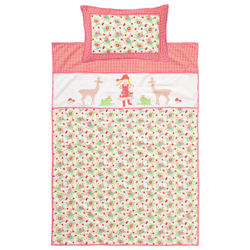 room seven bettw sche fancy floral online kaufen emil paula kids. Black Bedroom Furniture Sets. Home Design Ideas