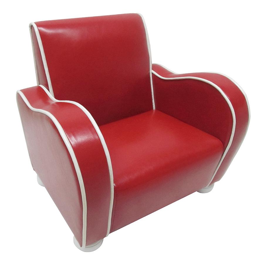 jabadabado kinder lounge sessel rot online kaufen emil. Black Bedroom Furniture Sets. Home Design Ideas