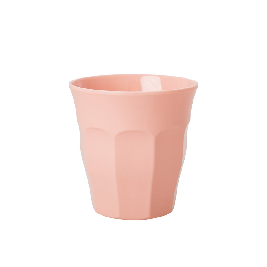 rice melamin becher klein pastel coral online kaufen. Black Bedroom Furniture Sets. Home Design Ideas