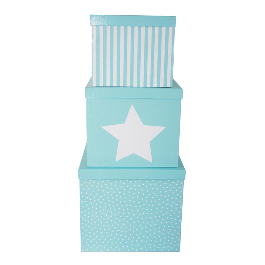 jabadabado aufbewahrungsboxen blau online kaufen emil paula kids. Black Bedroom Furniture Sets. Home Design Ideas