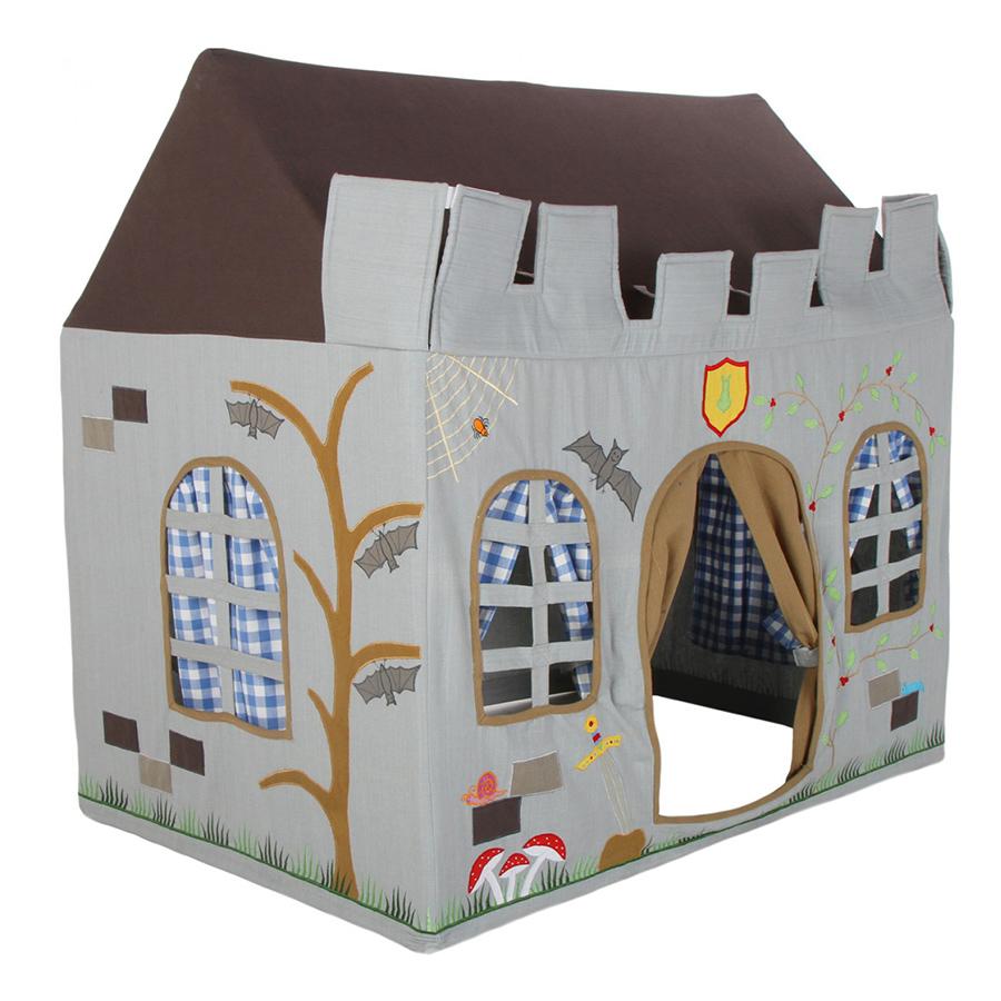 win green spielhaus knight 39 s castle klein online kaufen. Black Bedroom Furniture Sets. Home Design Ideas