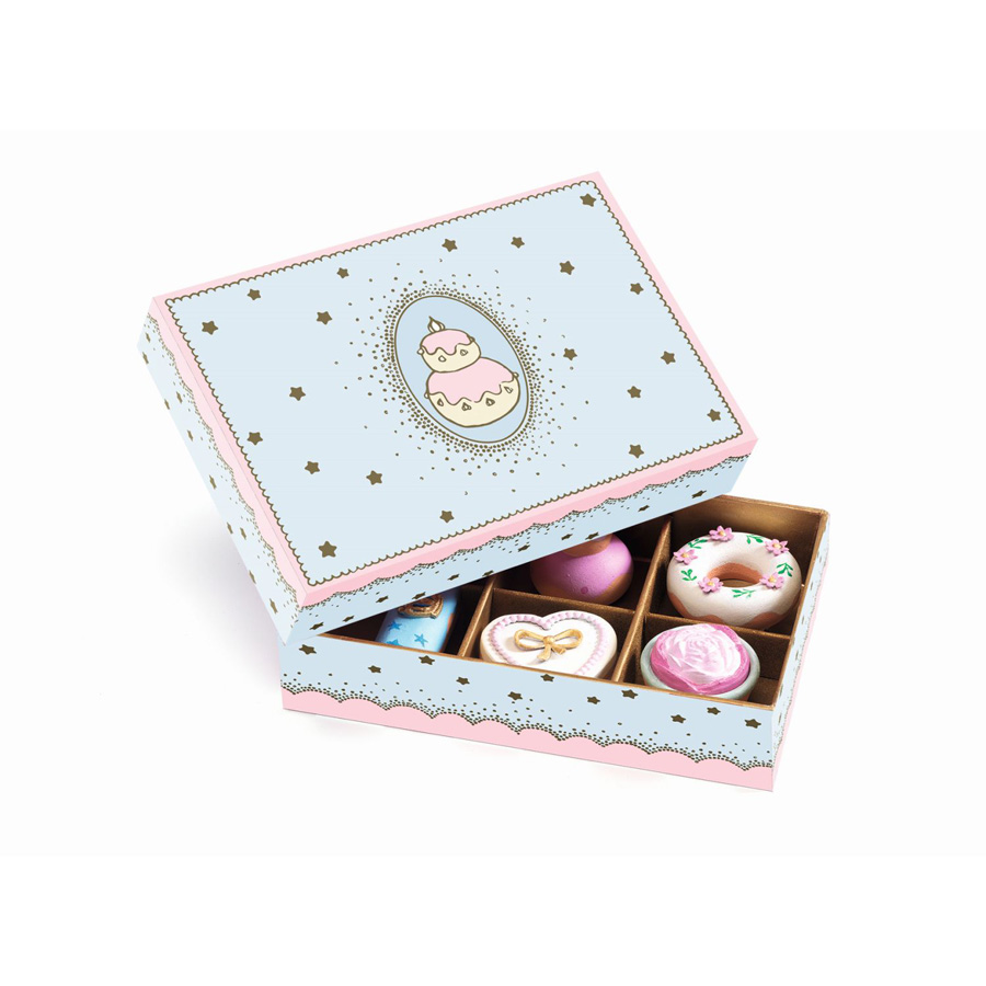 Djeco Kinderkuche Prinzessinnen Kuchen Online Kaufen Emil Paula Kids