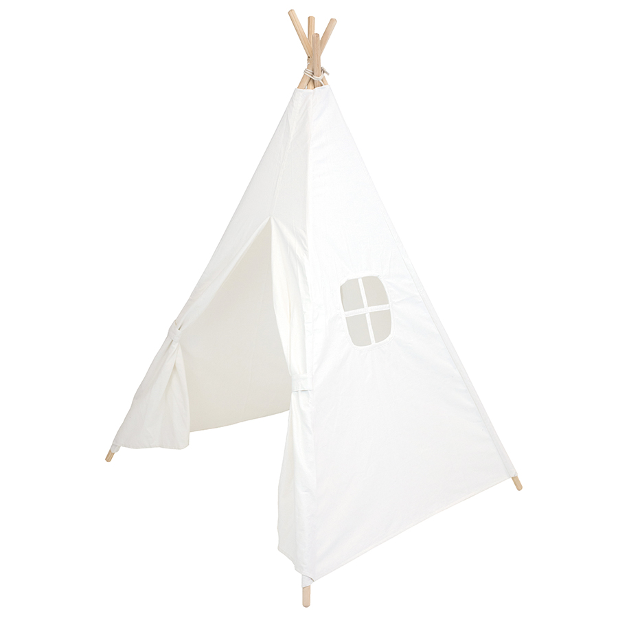 jabadabado tipi zelt natur online kaufen emil paula kids. Black Bedroom Furniture Sets. Home Design Ideas