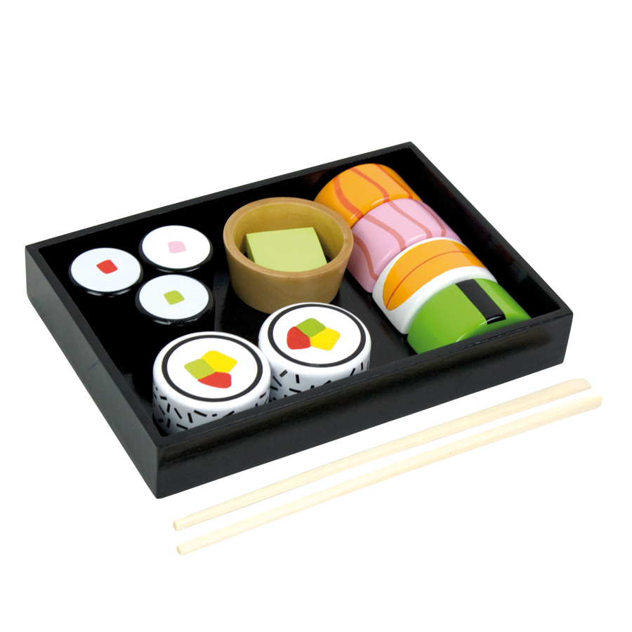 jabadabado sushi set online kaufen emil paula kids. Black Bedroom Furniture Sets. Home Design Ideas