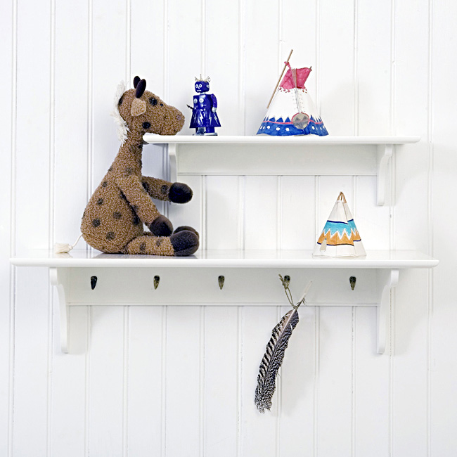 Oliver Furniture Wandregal Weiß 90 cm online kaufen | Emil & Paula Kids