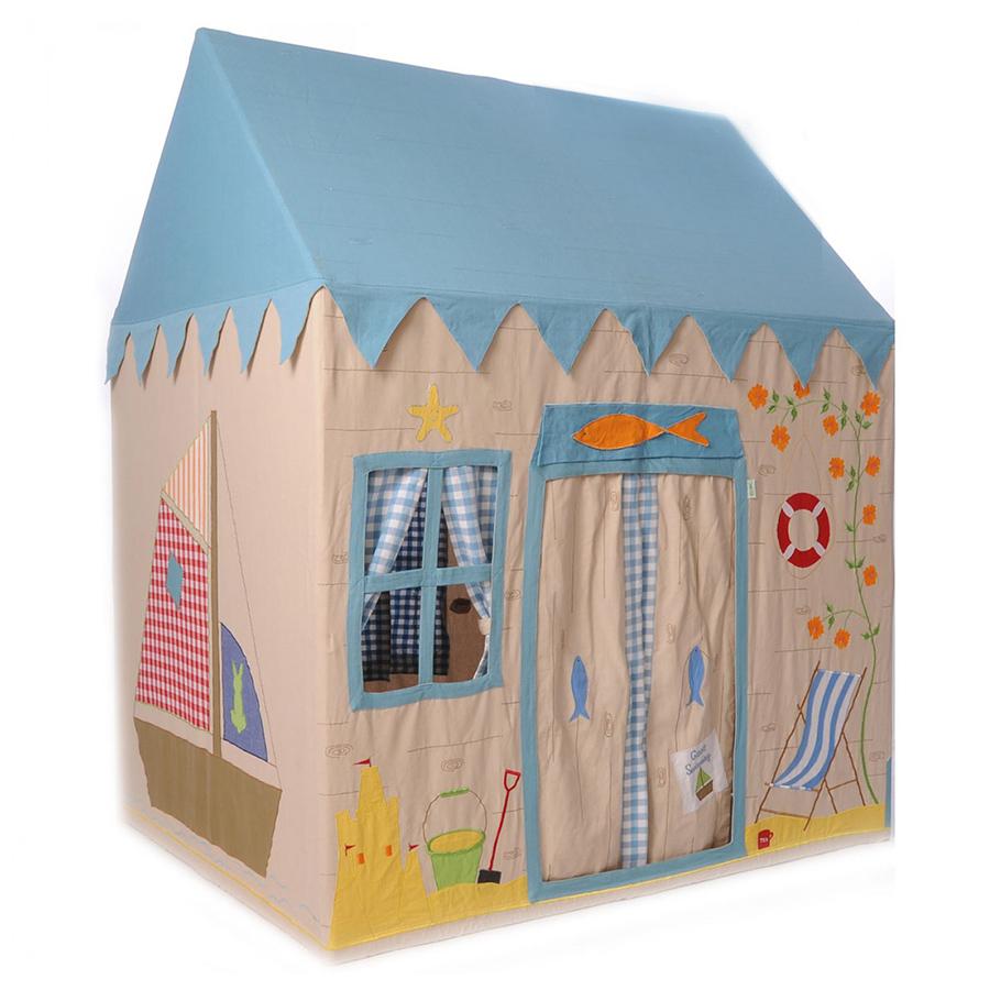 win green spielhaus beach house gro online kaufen emil paula kids. Black Bedroom Furniture Sets. Home Design Ideas