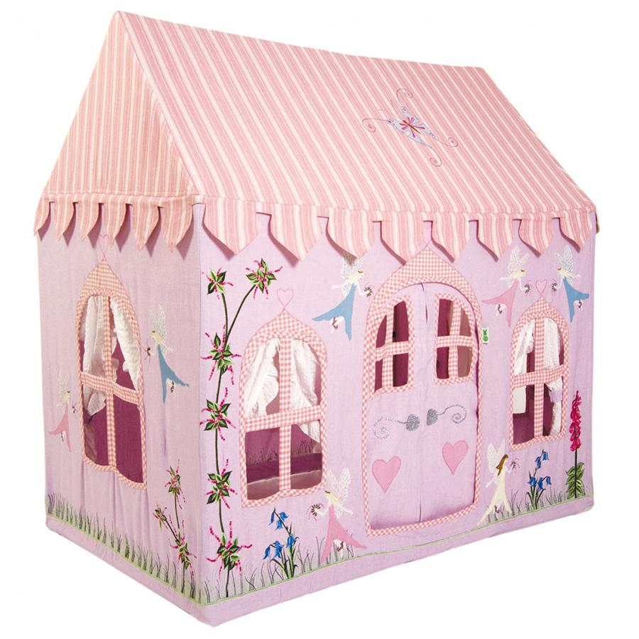 win green spielhaus fairy cottage klein online kaufen emil paula kids. Black Bedroom Furniture Sets. Home Design Ideas