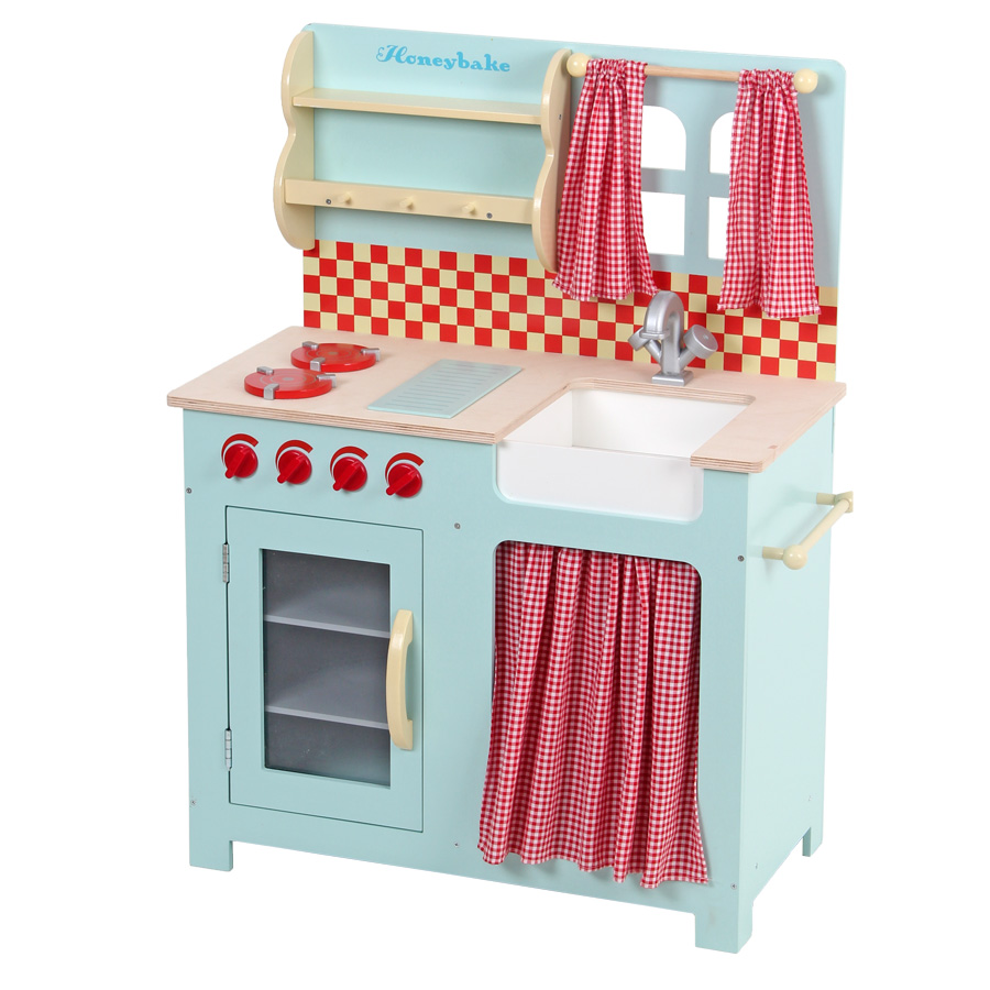Le Toy Van Spielk 252 Che Honey Kitchen Online Kaufen Emil