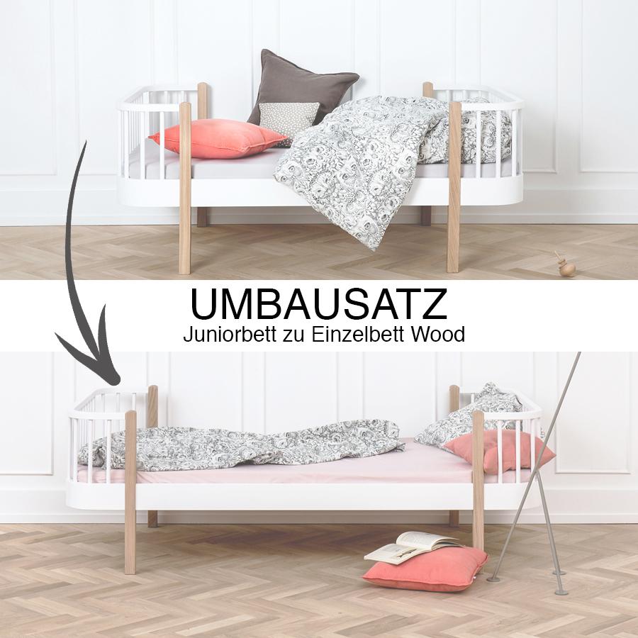 Oliver Furniture Umbauset Juniorbett Zu Einzelbett Wood Online