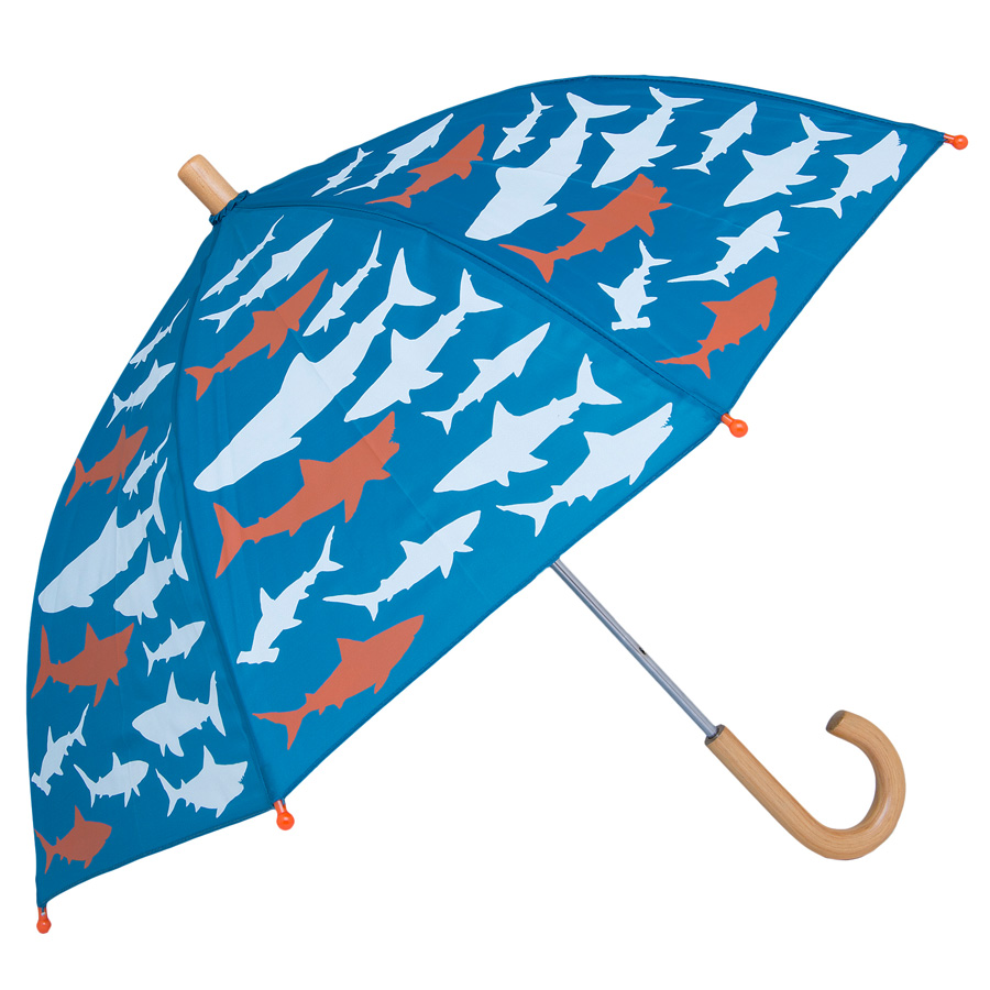 Hatley Kinder Regenschirm Lots Of Sharks Online Kaufen