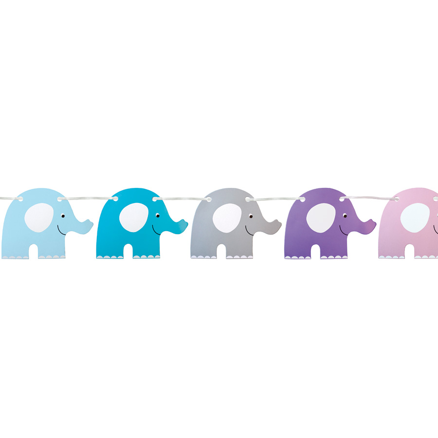 JaBaDaBaDo Wimpelkette Elefant online kaufen | Emil & Paula Kids