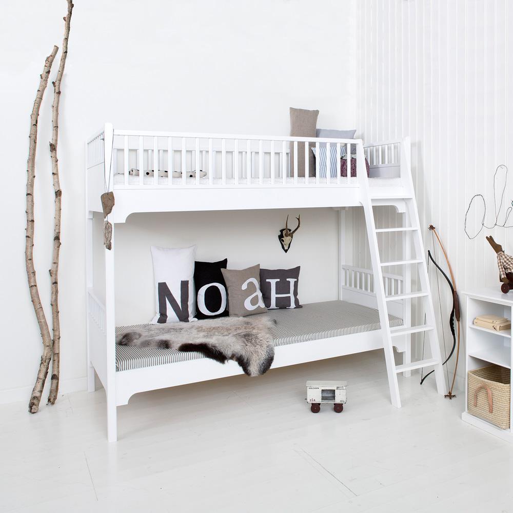 Oliver Furniture Etagenbett Seaside Wei 223 Mit Schr 228 Ger