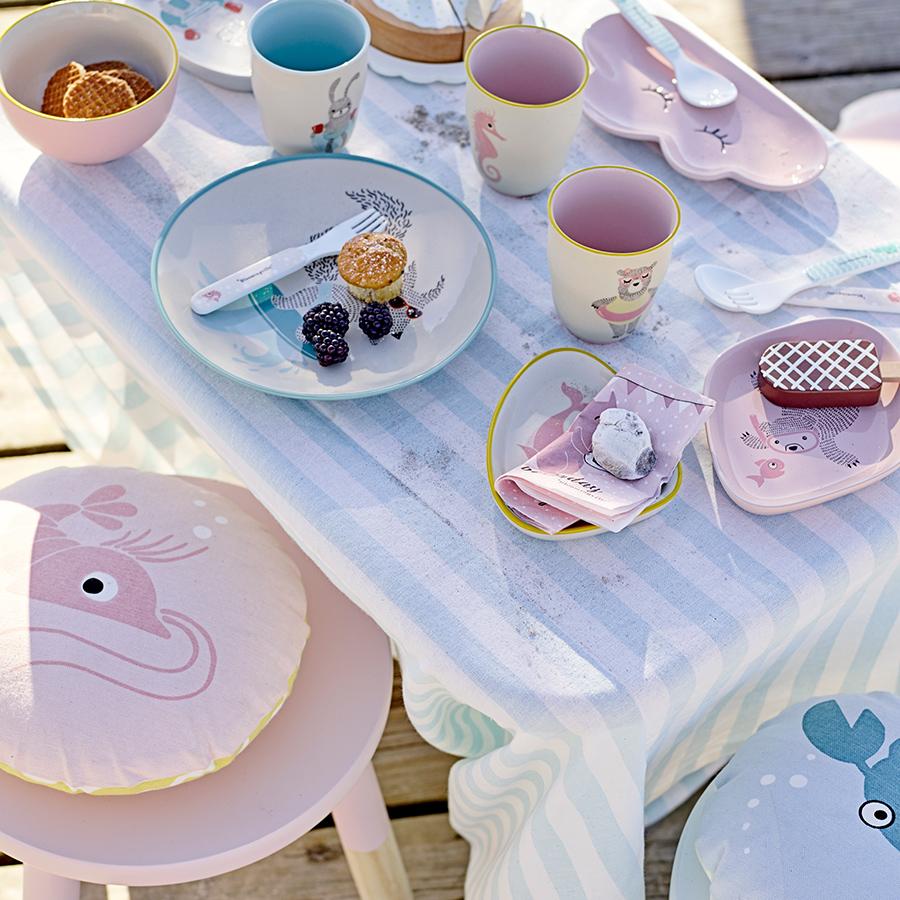 bloomingville tasse benjamin 2er set blue online kaufen. Black Bedroom Furniture Sets. Home Design Ideas