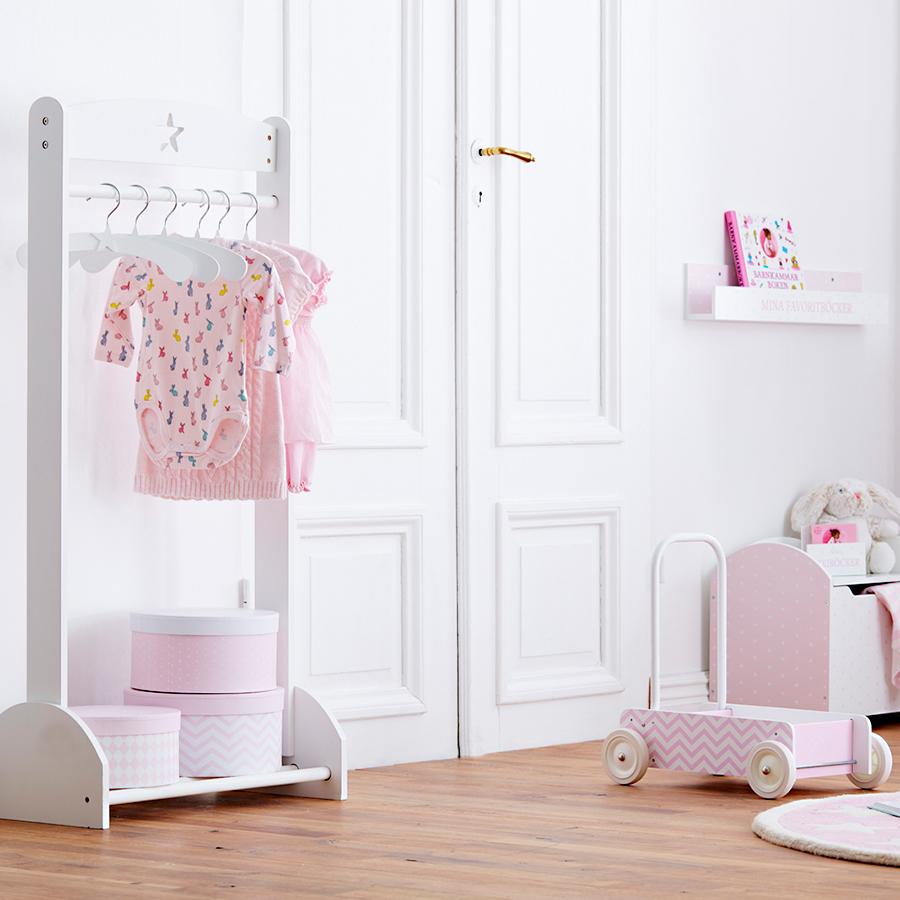 kids concept truhe rosa online kaufen emil paula kids. Black Bedroom Furniture Sets. Home Design Ideas