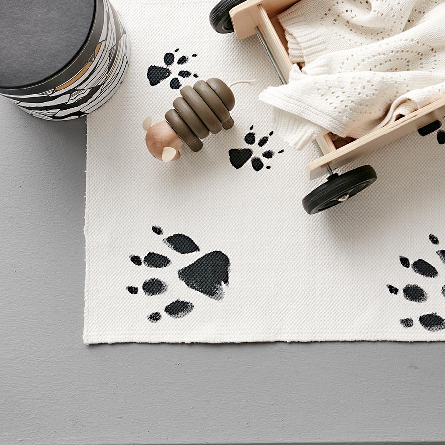 Kids Concept Teppich NEO Schwarz online kaufen  Emil