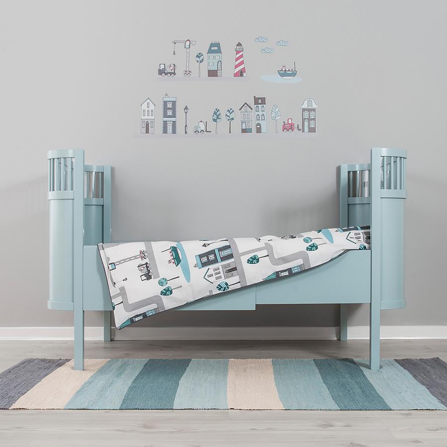 sebra teppich pastellblau online kaufen emil paula kids. Black Bedroom Furniture Sets. Home Design Ideas