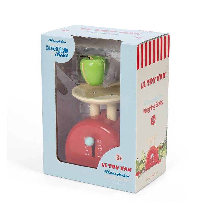 le toy van küchen-waage online kaufen | emil & paula kids