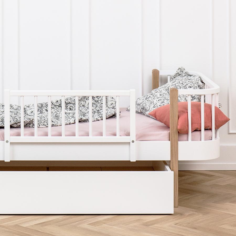 oliver furniture einzelbett wood eiche online kaufen. Black Bedroom Furniture Sets. Home Design Ideas