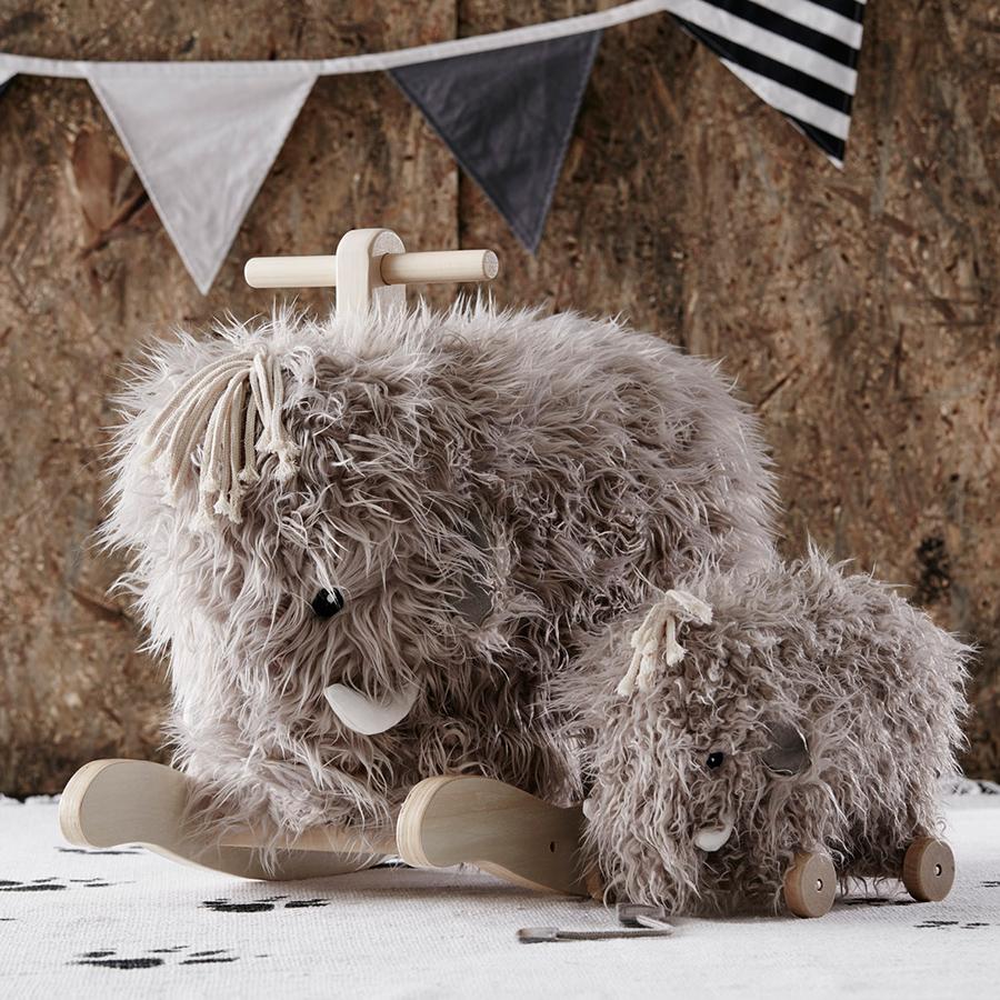 Kids Concept Schaukelpferd Neo Mammut Online Kaufen Emil