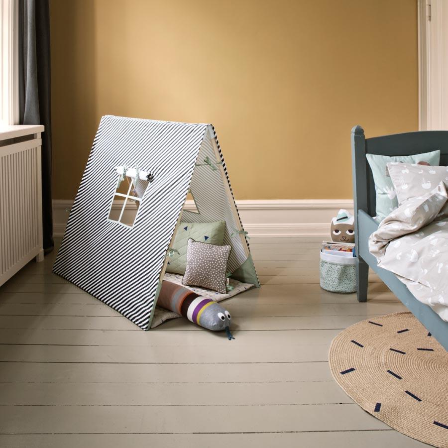 ferm living landscape kissen mint online kaufen emil paula kids. Black Bedroom Furniture Sets. Home Design Ideas