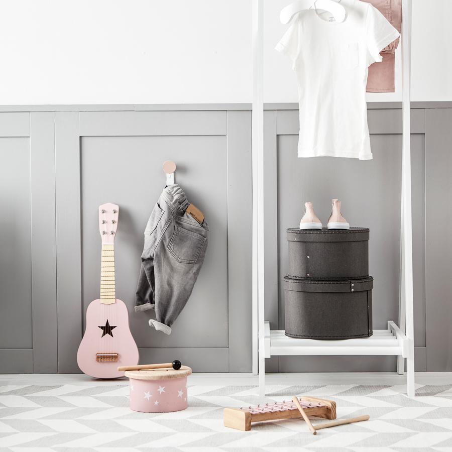 kids concept kleiderhaken apricot online kaufen emil paula kids. Black Bedroom Furniture Sets. Home Design Ideas