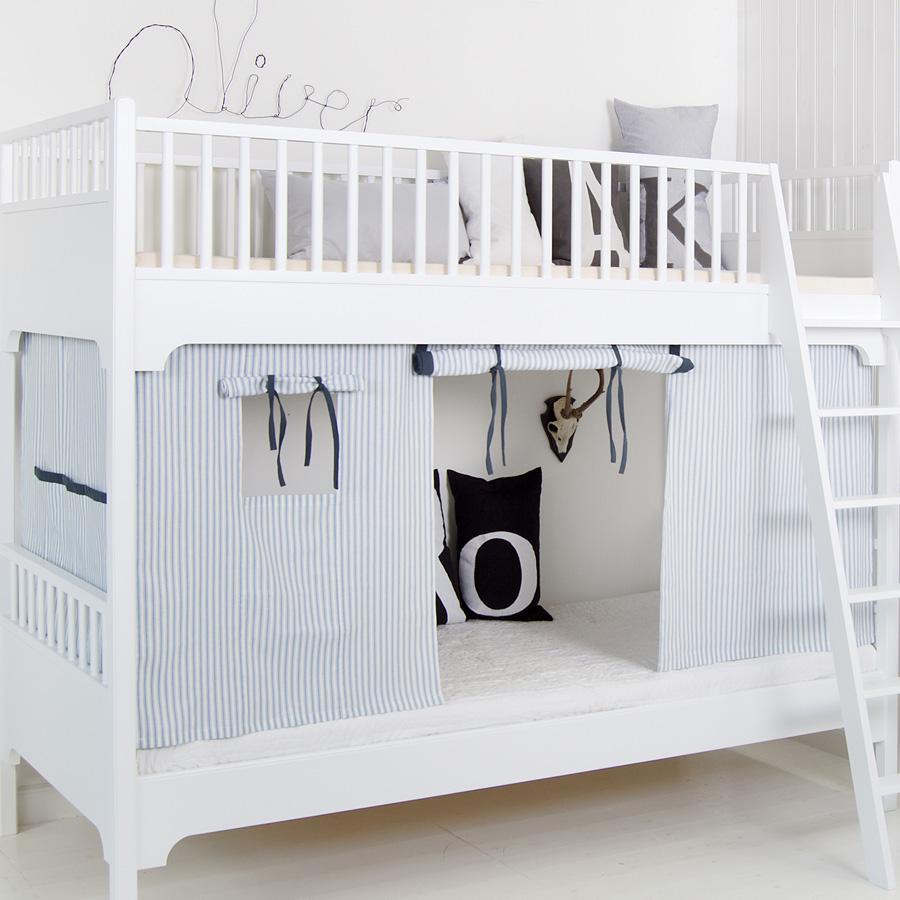 oliver furniture vorhang blaue streifen f r seaside online kaufen emil paula kids. Black Bedroom Furniture Sets. Home Design Ideas