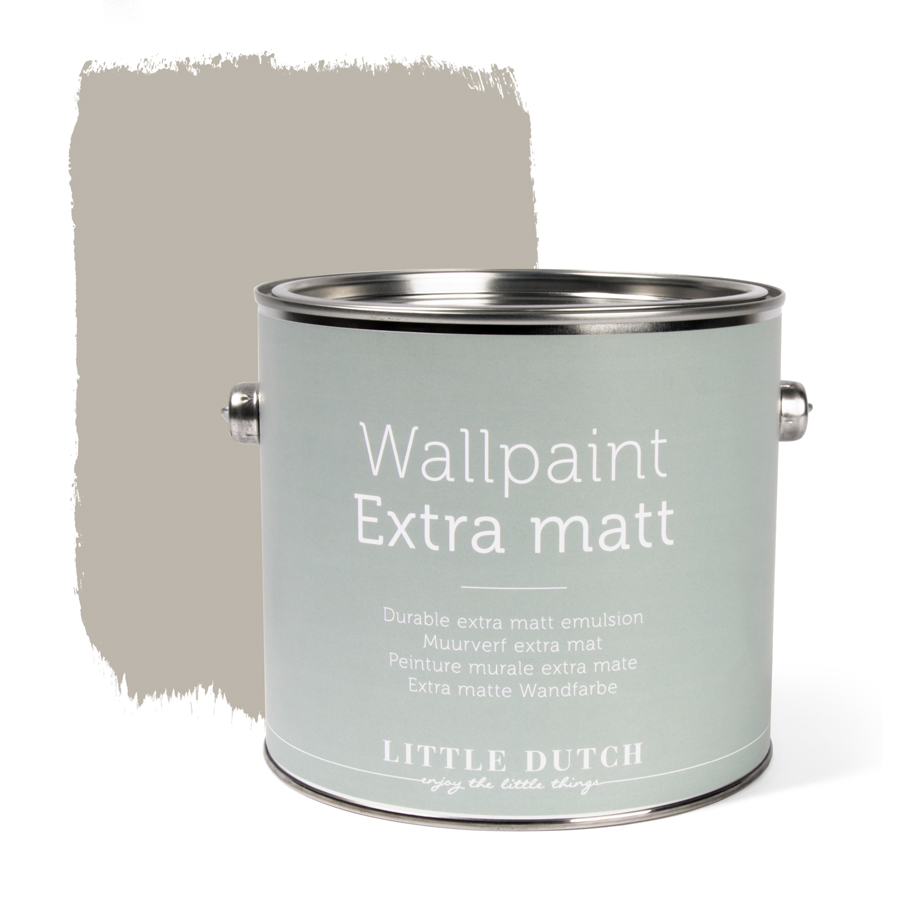 little dutch wandfarbe 2 5l vintage beige online kaufen emil paula kids. Black Bedroom Furniture Sets. Home Design Ideas