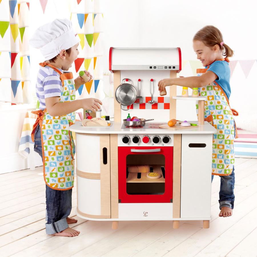 Hape k chentraum online kaufen emil paula kids - Cocinas de madera ninos ...